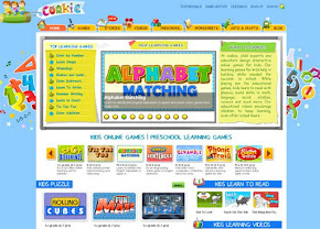 Cookie.com (worksheets and games)