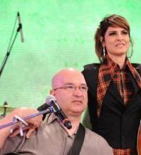 Fernanda Abreu e Hebert Viana na trilha sonora de Malhação