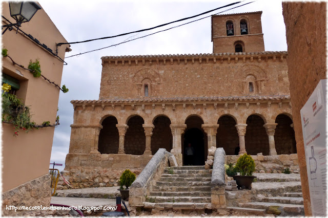 Iglesia de San Miguel, San Esteban de Gormaz