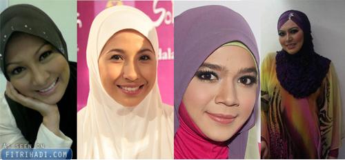 (Kisah) Penghijrahan Catriana Ross, Irma Hasmie, Abby Abadi & Diana Amir