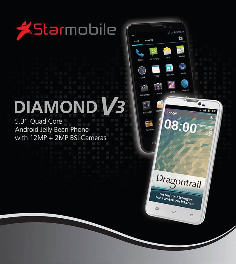 Android Diamond: Adobo Digital Technology: Starmobile Diamond