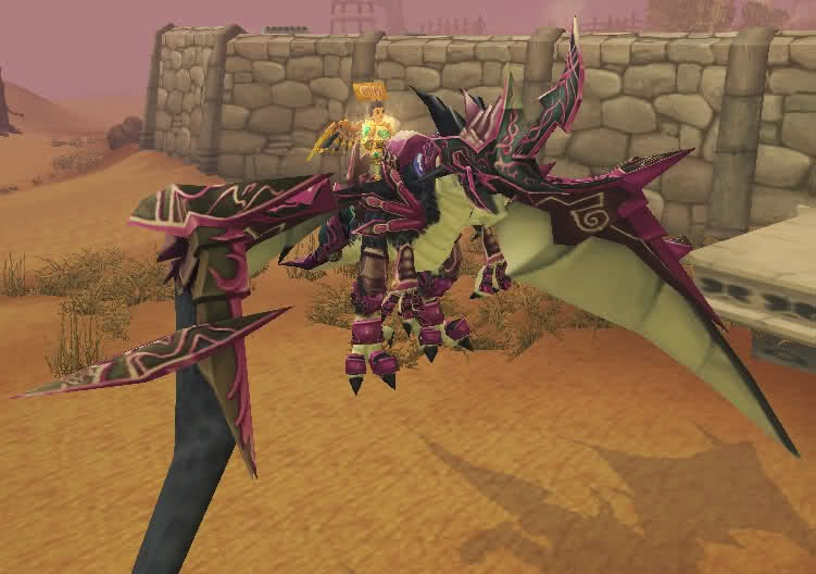 Grand Fantasia Flying Mounts