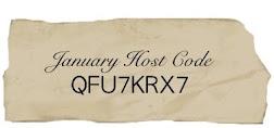 January Host Code