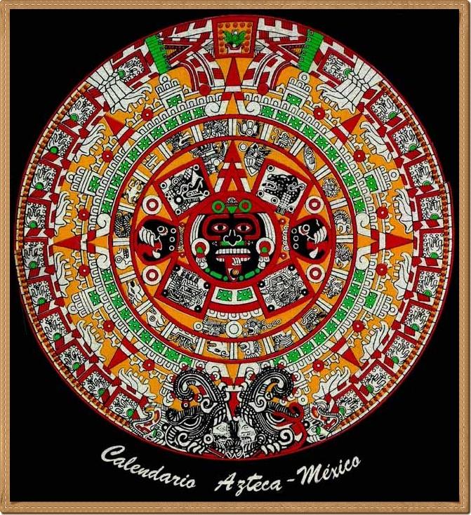 Culturas Precolombinas Aztecas