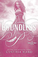 bookcover of BOUNDLESS by Cynthia Hand