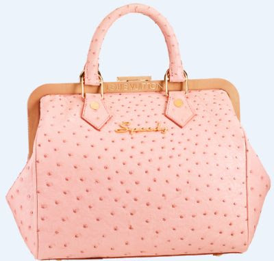 Louis Vuitton Pink Bag
