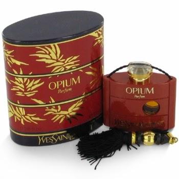 Opium, el perfume prohibido
