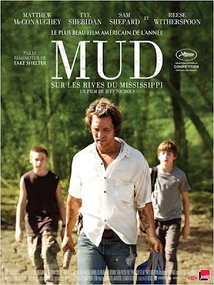 Mud - Sur les rives du Mississippi de Jeff Nichols