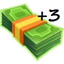 icon farmCash 6 Farmville 2 Get FREE 6 Farm Cash