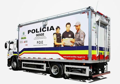 LAAD 2014: MAN Latin America apresenta soluções em transporte e segurança