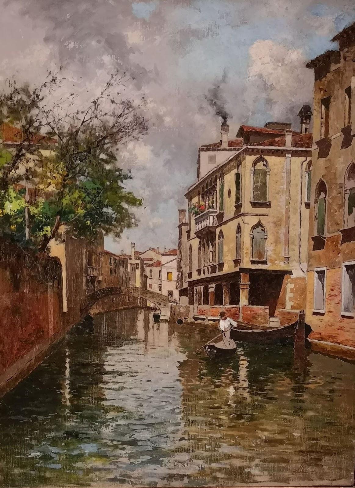 Antonino Leto Canale Veneziano