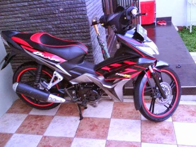 kumpulan modifikasi motor blade 2009