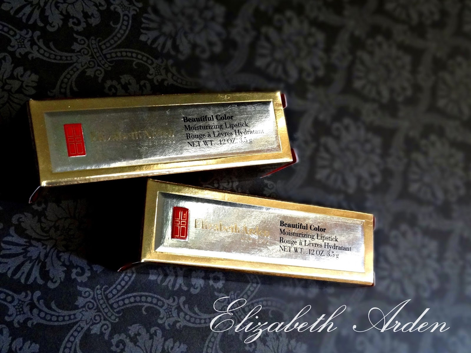 ELizabeth Arden Beautiful Color Moisturizing Lipstick Review, Photos & Swatches