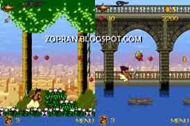 aladdin the new adventure java game