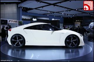 Toyota Supra 2015