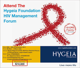 HYGEIA FOUNDATION FORUM