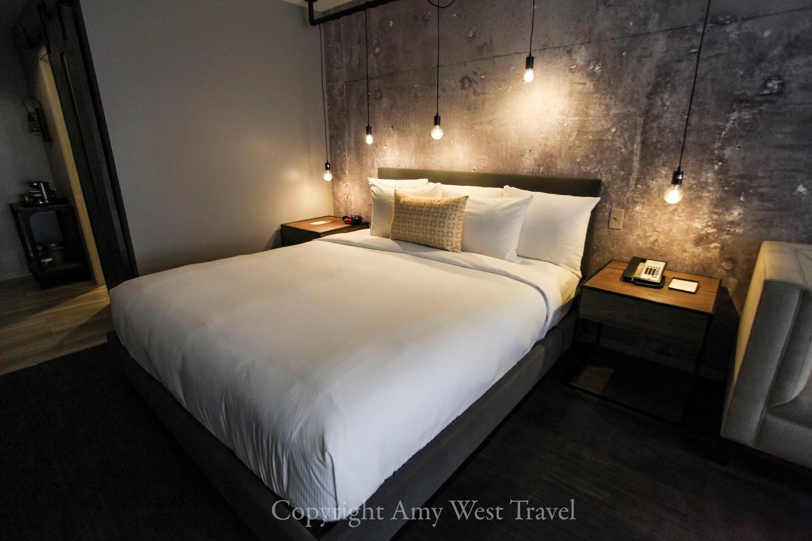 Room at Pier 2620 Hotel