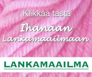 Yhteistyössä Lankamaailman kanssa