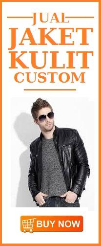 Beli Jaket Kulit Custom