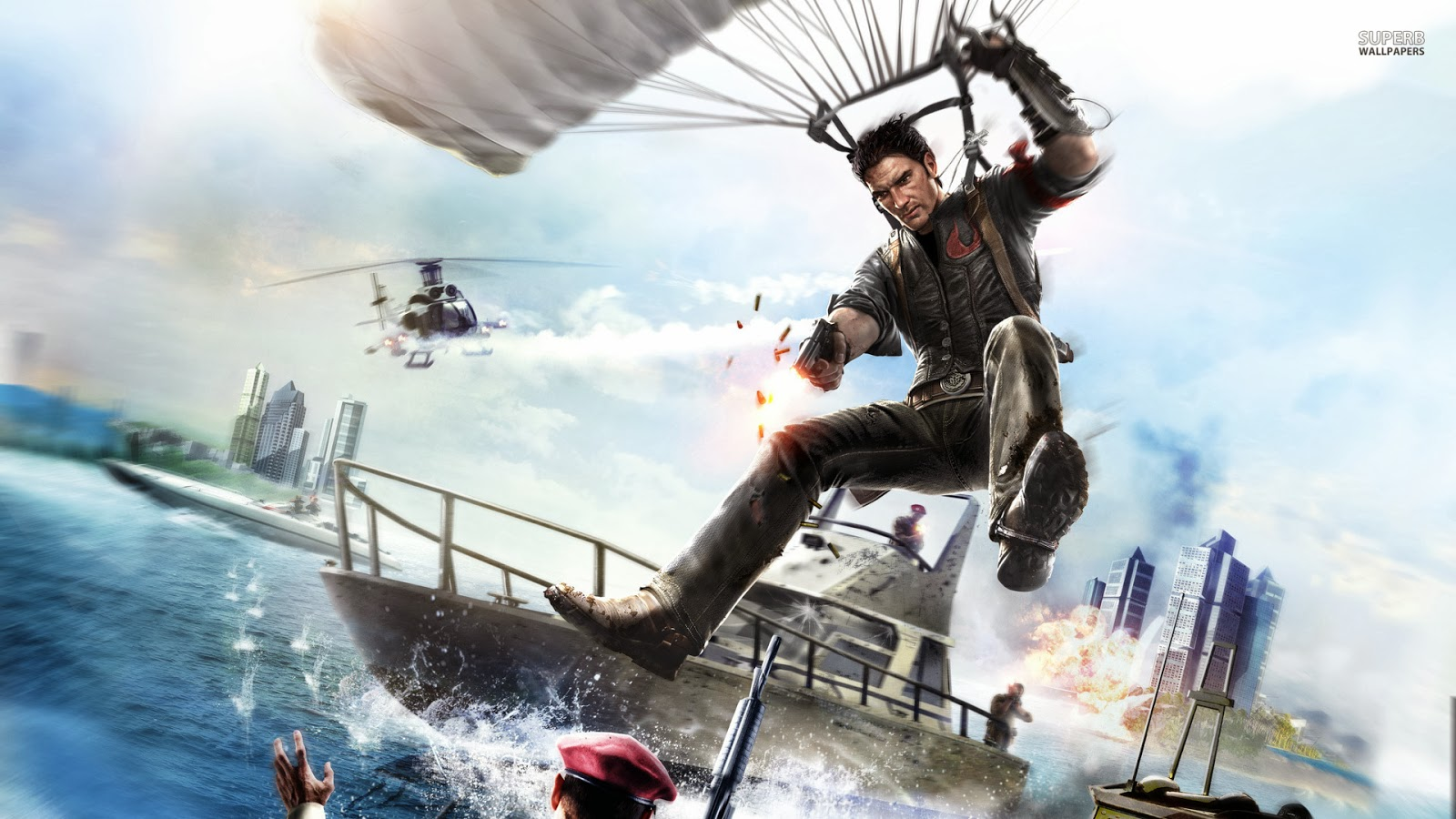 Just Cause 3 Wallpaper HD  Area Wallpapers