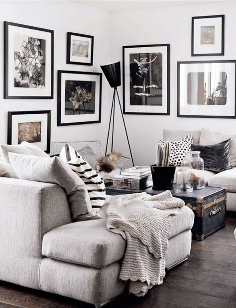 living room interior inspo in style of emily