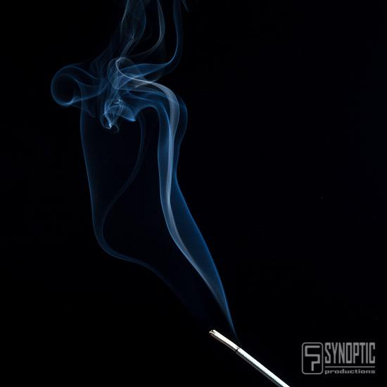Synoptic Productions > Atelier photographie volutes de fumée