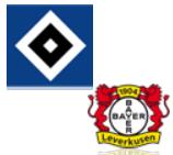 Hamburger SV - Leverkusen