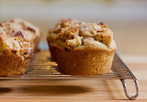 French Toast Muffins from Framed Cooks