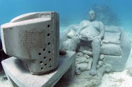 Underwater Museum in Cancun, Mexico image 4