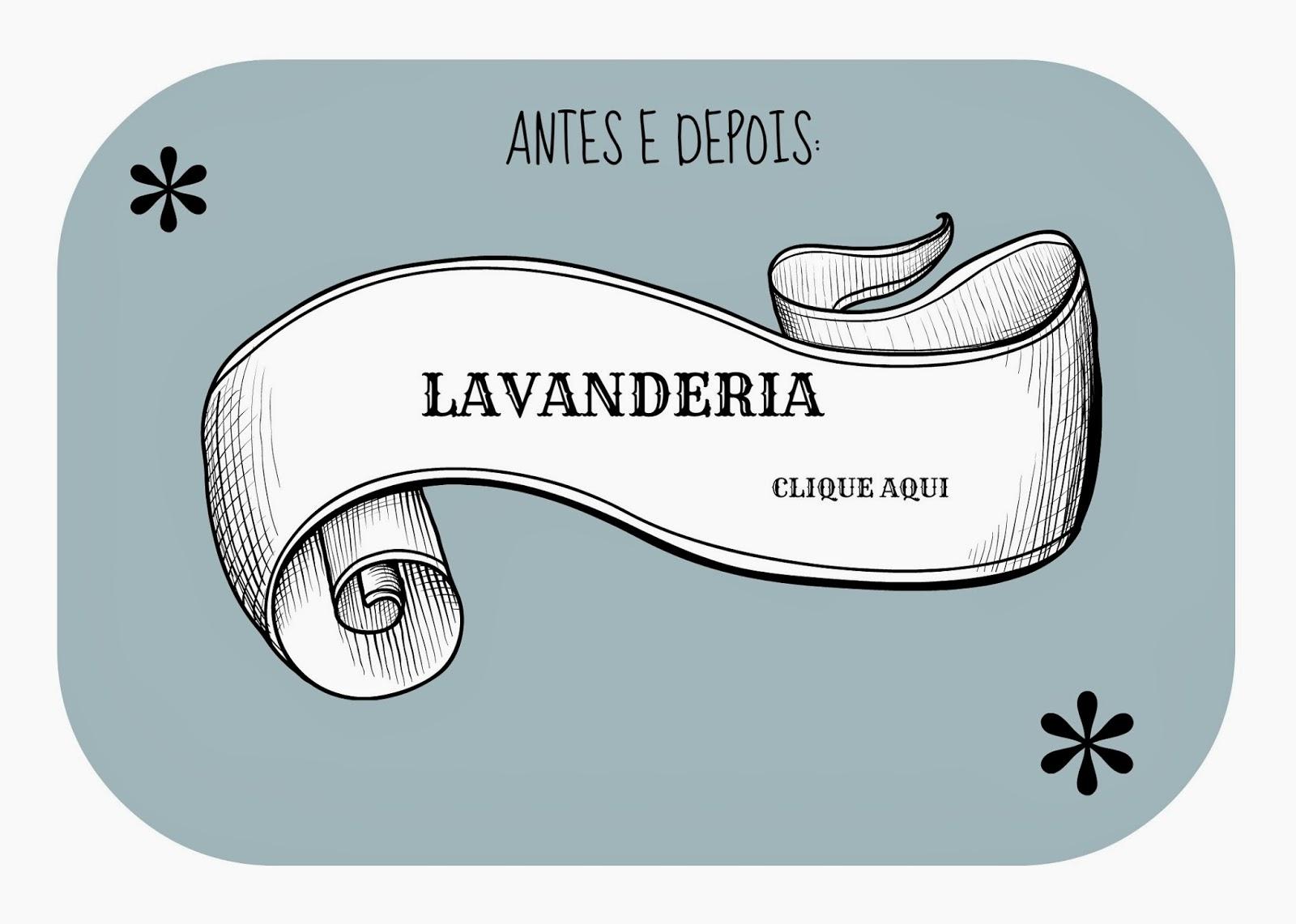 IDEIAS DECORAÇÃO LAVANDERIA