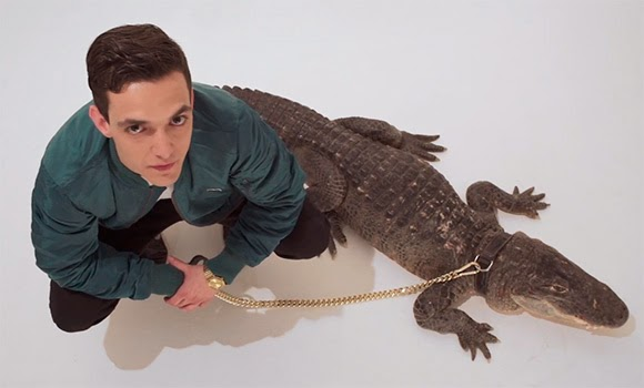 C Tangana - Alligators