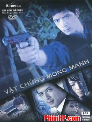 poster Vật Chứng Mong Manh - VTV3