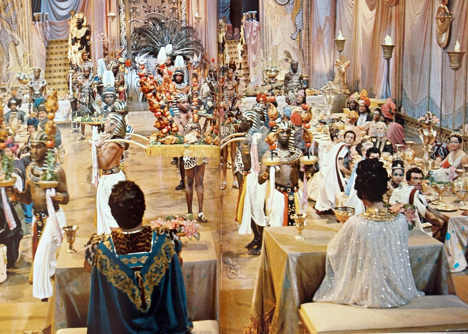 Art Now and Then: Joseph L. Mankiewicz's Cleopatra