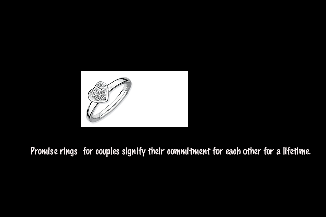 What Is A Promise Ring Travelentz