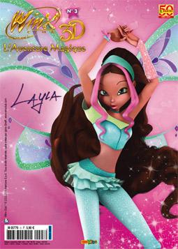 Winx журнал perfect 2 выпуск для Winxland!