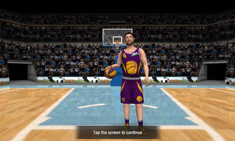Real Basketball v1.8 APK+DATA [Unlocked]