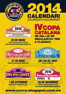 Copa Catalana de Ral·lis de Regularitat per a Clàssics