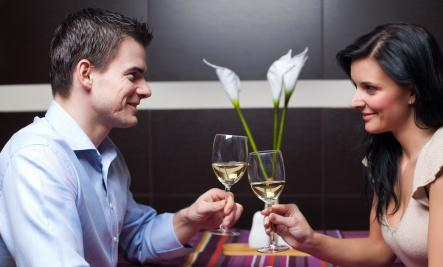 How Would You Spend Your Perfect Day - man woman date dinner first