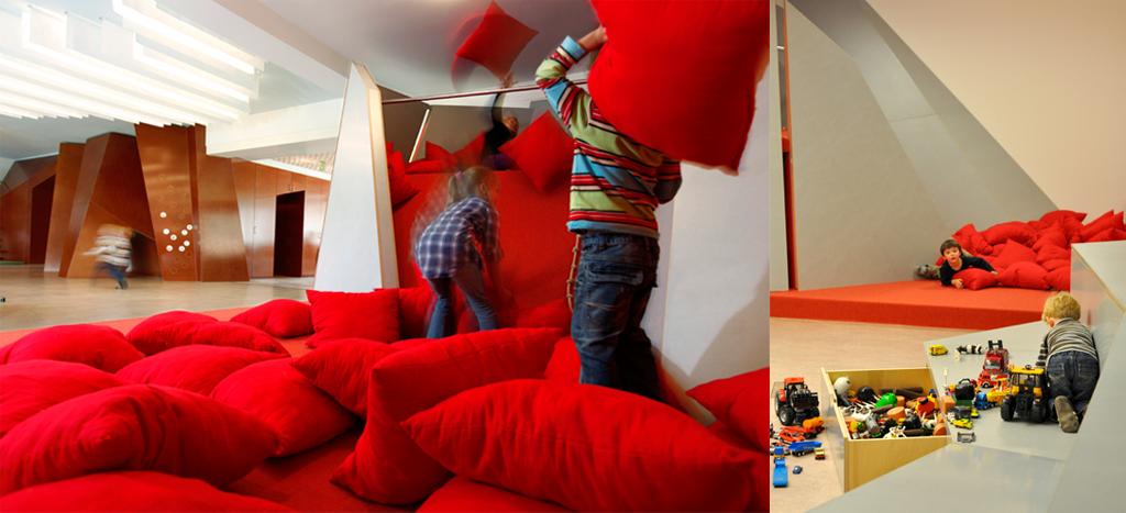 la casa de juegos de murgel murgelus playhouse archkids para nios for kids for children