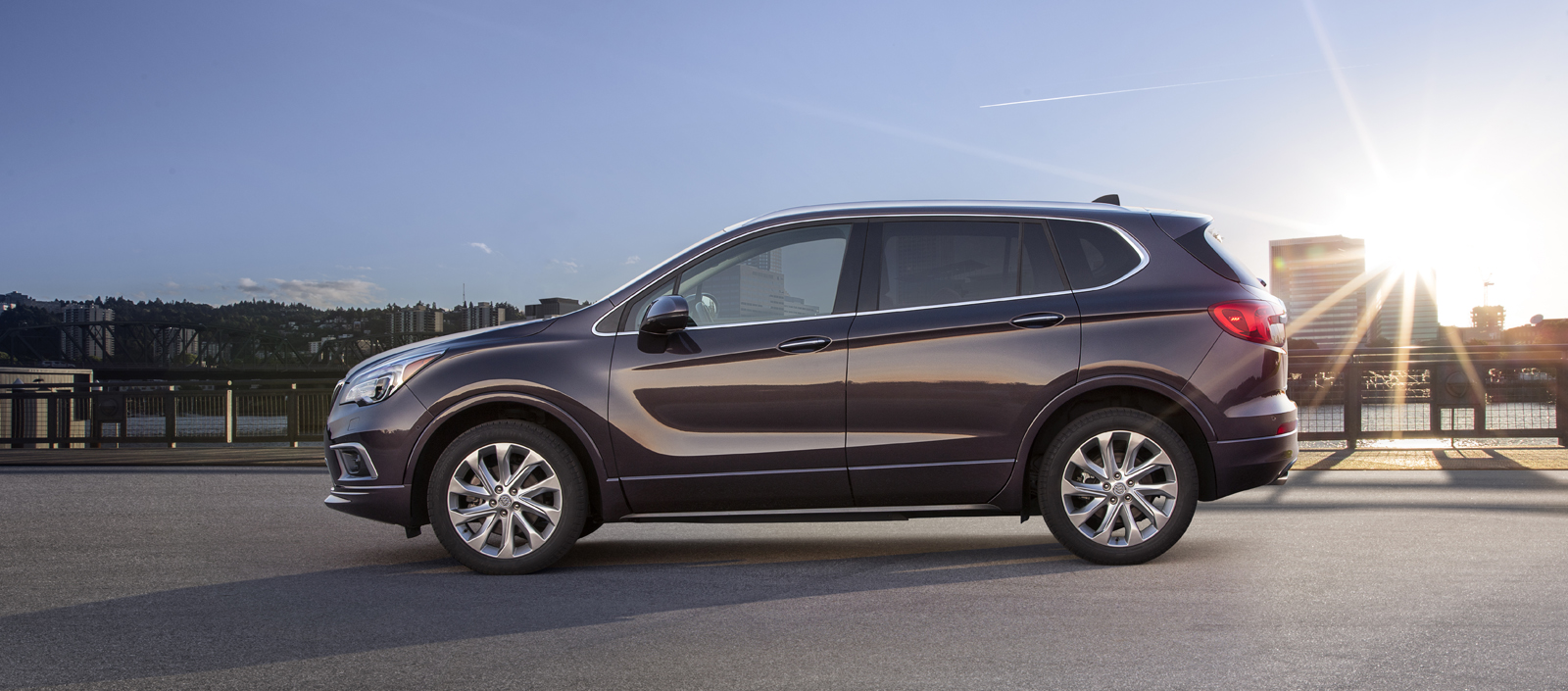 china made buick envision coming to the united states in 2016. Black Bedroom Furniture Sets. Home Design Ideas
