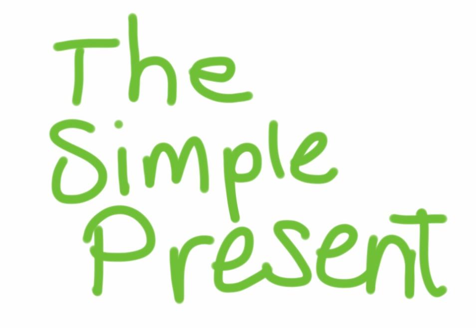 kita akan belajar Simple Present Tense secara mudah dan efektif