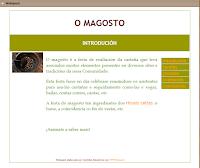 http://www.netvibes.com/magosto#O_Magosto