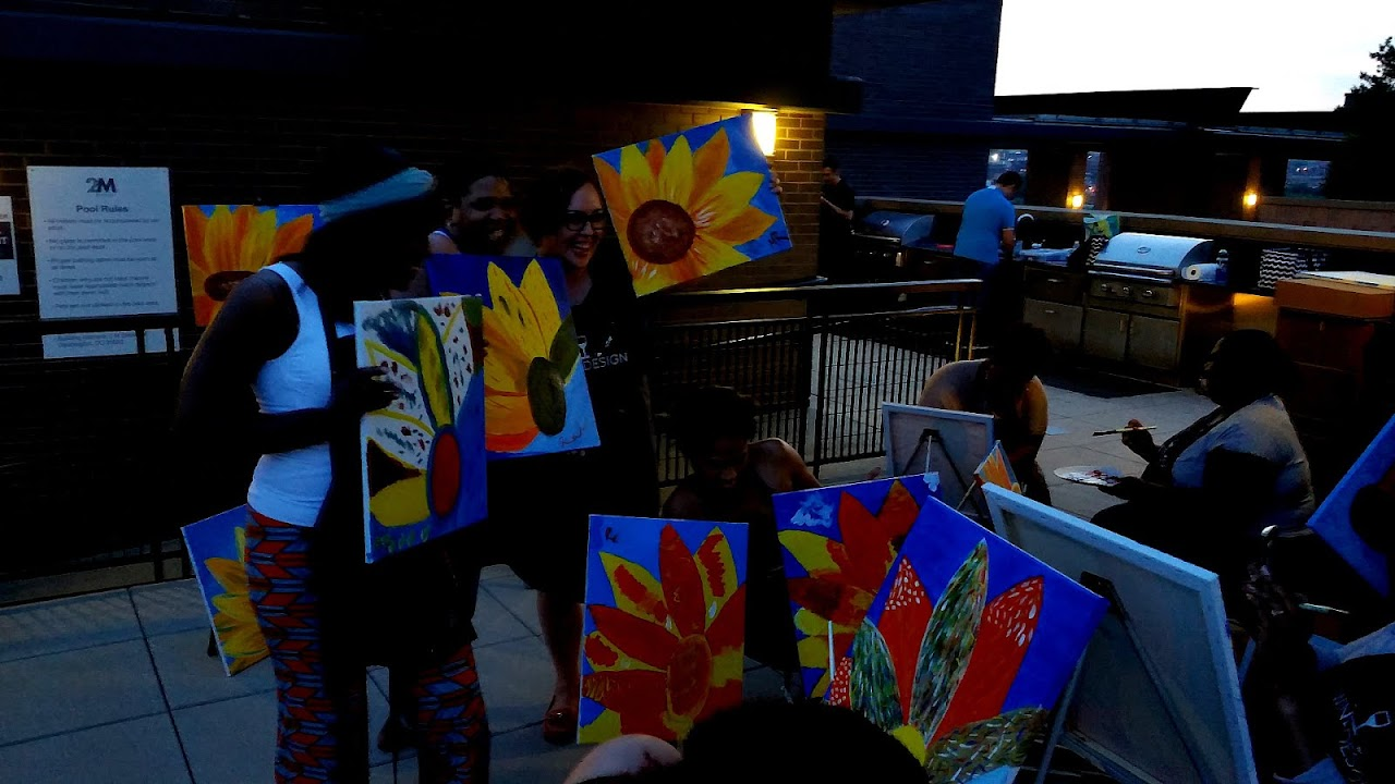Paint And Wine Dc
