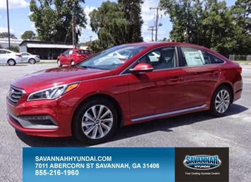 Savannah, Ga, 2015 Hyundai Elantra
