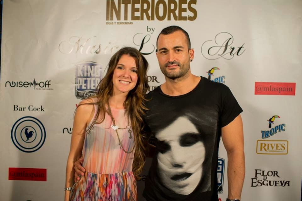 Interiores by Music Loves Art, Afterwork, Mar Marmara, Marcos Pergón, Cock, Flor de Esgueva, Tropic Premium Rives y Gin Premium Rives, Carmen Hummer, Street Style, Fashion Style