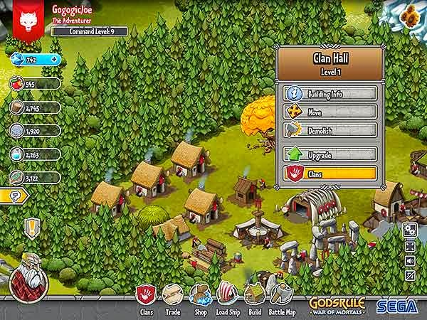 Download Free Strategy Games - godsrule