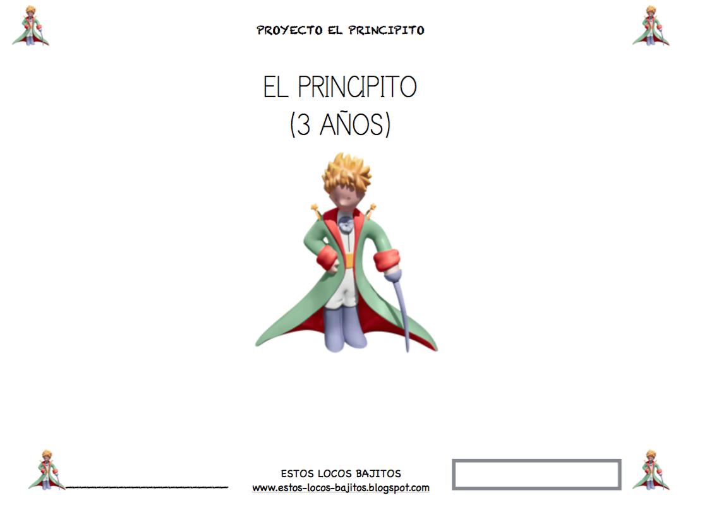 FICHAS PROYECTO EL PRINCIPITO