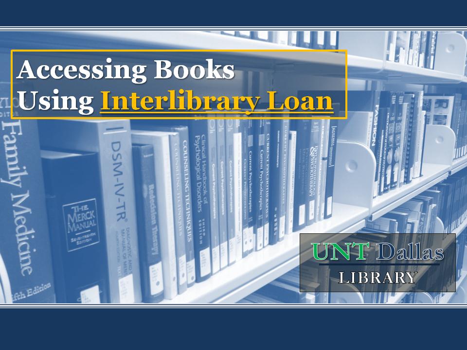 Durham interlibrary loan