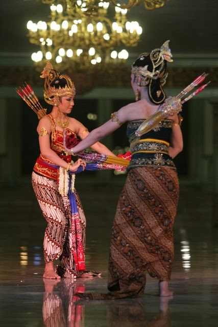 Mari turut nguri-uri kebudayaan Jawa :) Tari SRIKANDI - LARASATI !