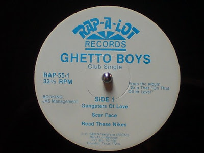 Ghetto Boys – Grip That / On That Other Level – Club Single (VLS) (1989) (320 kbps)